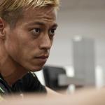 サッカー・本田圭佑選手がこれからやりたいことを発表。有言実行の男が必ずやると宣言した3つのこととは…?