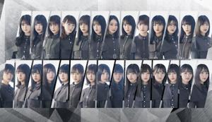 「欅坂46」が「櫻坂46」に改名!スクランブル交差点のモニターでサプライズ発表 グループ名を変えて再出発へ