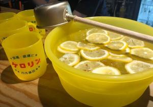 「ケロリン桶で飲酒しないで」販売元が注意喚起 複数の飲食店で食器として使用