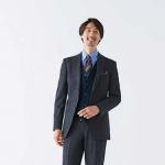 スーツなのにジャージ素材『スマートジャージスーツ』登場 洗濯できてシワになりにくくテレワークにも便利