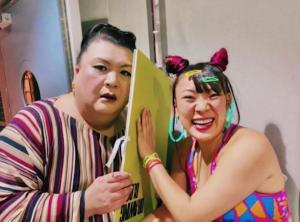【混ぜるな危険】フワちゃんとマツコ・デラックスが友達に!?2ショット公開でネットには新たな友情を期待する声